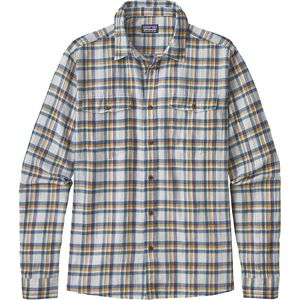 Patagonia Steersman Long-Sleeve Shirt - Men's