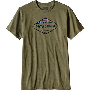 Patagonia Fitz Roy Crest T-Shirt - Men's