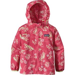 Patagonia Baggies Jacket - Toddler Girls'