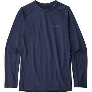 Patagonia Silkweight Rashguard - Long-Sleeve - Boys'