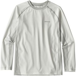 Patagonia Silkweight Long-Sleeve Rashguard - Boys'