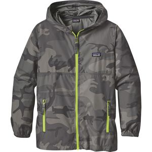 Patagonia Light & Variable Full-Zip Hoodie - Boys'