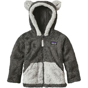 Patagonia Furry Friends Fleece Hooded Jacket - Infants'
