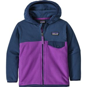 Patagonia Micro D Snap-T Fleece Jacket - Infant Girls'