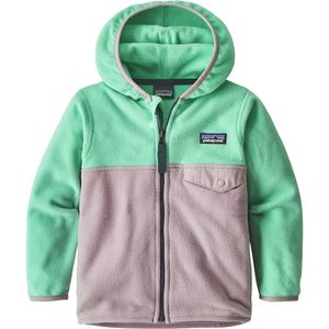Patagonia Micro D Snap-T Fleece Jacket - Toddler Girls'