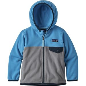 Patagonia Micro D Snap-T Fleece Jacket - Toddler Boys'