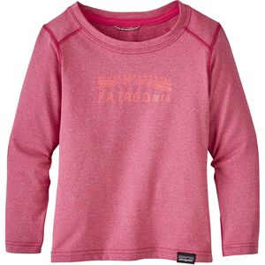 Patagonia Capilene Crew - Toddler Girls'