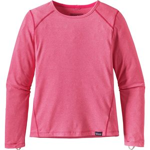 Patagonia Capilene Crew Baselayer - Girls'