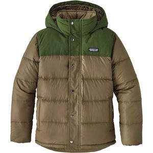 Patagonia Bivy Down Hooded Jacket - Boys'