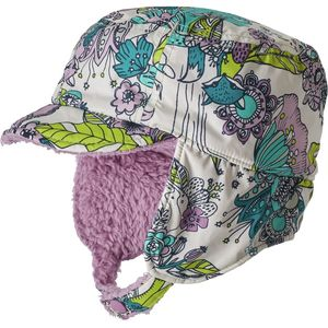Patagonia Baby Reversible Shell Hat - Infant Girls'