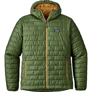 Patagonia Nano Puff Hooded Insulated Jacket - Men's