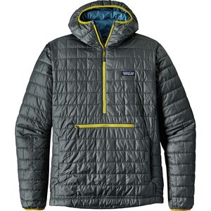 Patagonia Nano Puff Bivy Insulated Pullover - Men's