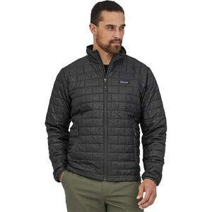 Black Men's Synthetic Insulation Jackets | Backcountry.com