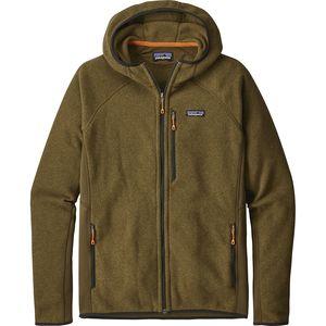 Performance Better Sweater Hooded Fleece Jacket - Men's