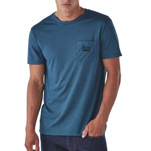 Patagonia '73 Logo Recycled Poly Pocket Responsibili-T-Shirt - Men's