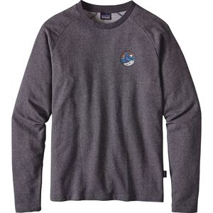 Patagonia Set Wave Lightweight Crew Sweatshirt - Men's