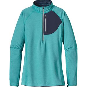 Patagonia Thermal Speedwork Zip Neck Top - Women's