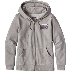 Patagonia Pointed West Midweight Full-Zip Hoodie - Women's