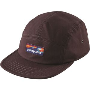 Patagonia Board Short Label Tradesmith 5-Panel Cap