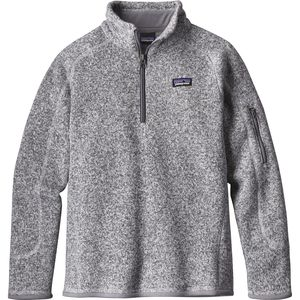 Patagonia Better Sweater - 1/4-Zip - Girls'