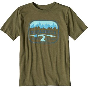 Patagonia Pointed West T-Shirt - Boys'