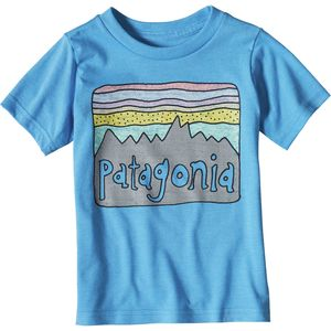 Patagonia Baby Fitz Roy Skies T-Shirt - Infant Boys'