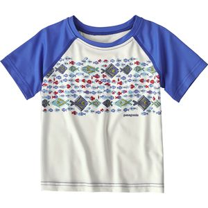 Patagonia Capilene Silkweight T-Shirt - Infant Boys'