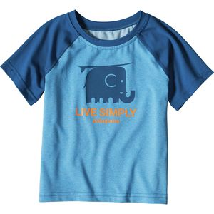 Patagonia Baby Capilene Silkweight T-Shirt - Infant Boys'
