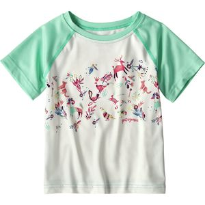 Patagonia Capilene Silkweight T-Shirt - Short-Sleeve - Infant Girls'