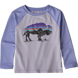 Patagonia Capilene Silkweight Crew - Toddler Girls'