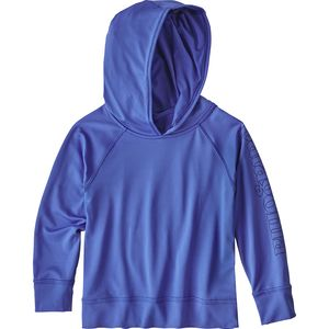 Patagonia Capilene Silkweight Sun Hooded Long-Sleeve Shirt - Infant Boys'