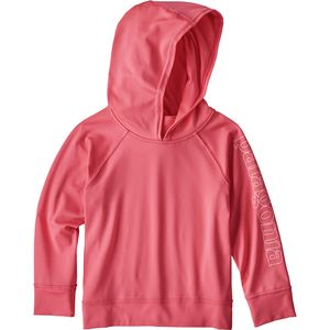 Patagonia Capilene Silkweight Sun Hooded Long-Sleeve Shirt - Infant Girls'