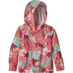 Patagonia Capilene Silkweight Sun Hooded Shirt - Infant Girls'