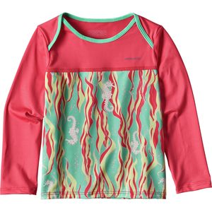 Patagonia Little Sol Rashguard - Long-Sleeve - Toddler Girls'