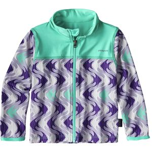 Patagonia Little Sol Rash Jacket - Toddler Girls'