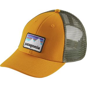 Patagonia Shop Sticker Patch LoPro Trucker Hat