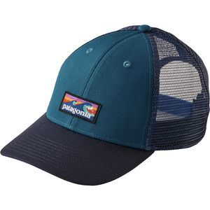 Patagonia Board Short Label Trucker Hat