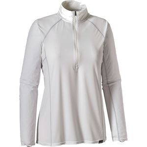 Patagonia Capilene Lightweight Zip-Neck Shirt - Women's
