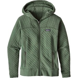 Patagonia Cotton Quilt Full-Zip Hoodie - Women's
