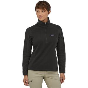 Patagonia Micro D 1/4-Zip Fleece Womes Pullover