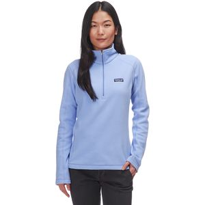 Patagonia Micro D 1/4-Zip Fleece Pullover - Women's