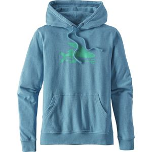 Patagonia Flying Fish Lightweight Pullover Hoodie - Women's