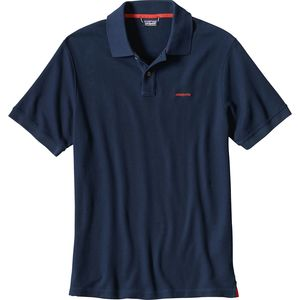 Patagonia Belwe Pique Polo Shirt - Men's