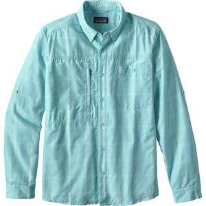 Patagonia Gallegos Long- Sleeve Shirt - Men's