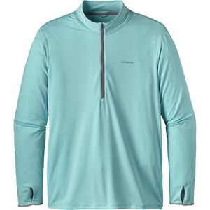 Patagonia Tropic Comfort 1/4-Zip Shirt - Men's