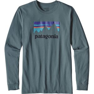 Patagonia Shop Sticker T-Shirt - Men's