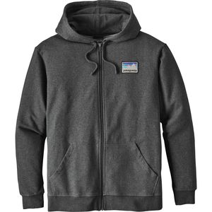 Patagonia Shop Sticker Patch Midweight Full-Zip Hoodie - Men's