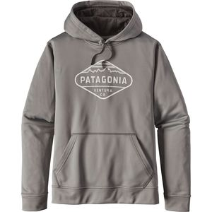 Patagonia Fitz Roy Crest Polycycle Pullover Hoodie - Men's