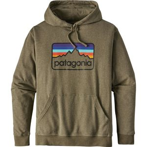 Patagonia Line Logo Badge Lightweight Pullover Hoody - Men's