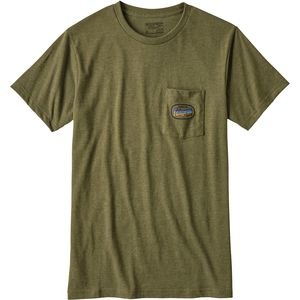 Patagonia Longhaulers Pocket T-Shirt - Men's